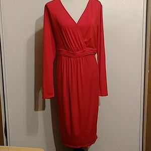 Red Torrid dress size 0